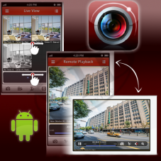 Hikvision iVMS-4500 (Android)