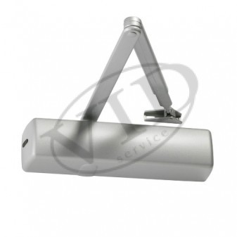 Abloy DC335 (silver)