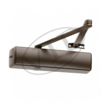 Abloy DC335 (brown)