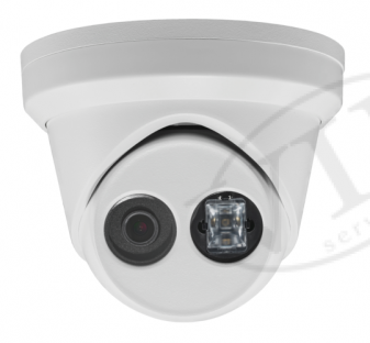 Hikvision DS-2CD2343G0-IU (6 mm) 4 Мп